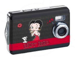 BETTY BOOP - CAM DIG 5MP