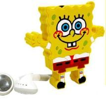 BOB ESPONJA - MP3 2GB CON FORMA