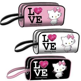 CHARMMY KITTY - PORTATODO LOVE 3 COLORES SURTIDOS