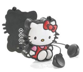 HELLO KITTY - MP3 CON FORMA HK  2GB