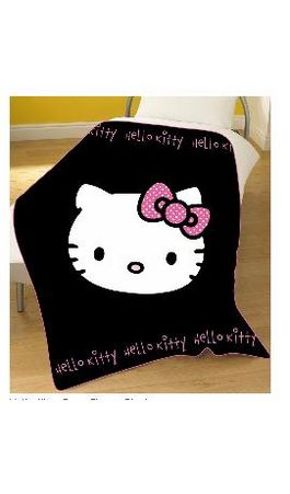 HELLO KITTY - MANTA POLAR 125x150