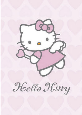 HELLO KITTY - MANTA POLAR 100X150 BABY