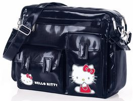 HELLO KITTY - BOLSO CAMBIADOR FREE STYLE COLOR AZUL