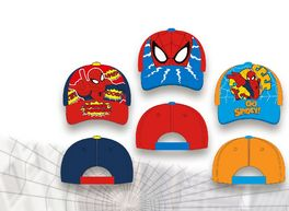 Spiderman - Gorra surtida