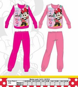 Minnie - Pijama micropolar