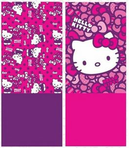Hello Kitty -  Braga de cuello polar