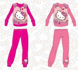 Hello Kitty - Pijama micropolar