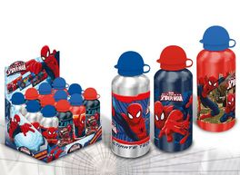 Spiderman - Cantimplora aluminio 500ml